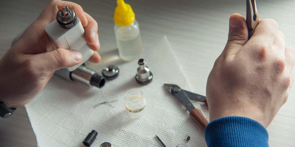 Comment effectuer un nettoyage complet de votre vaporisateur